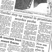 Media coverage, murder of prostitute