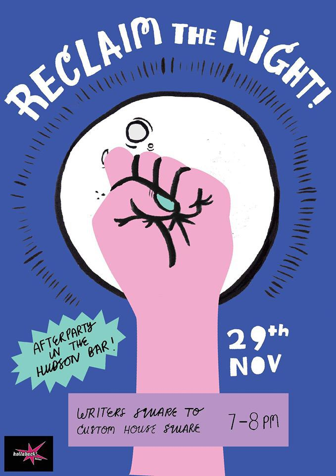 Reclaim the Night, Belfast